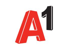 Лого на А1