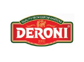 Лого на Deroni
