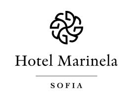 Лого на хотел Маринела