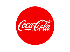 Лого на Coca-Cola